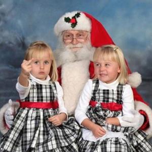 Karácsonyi fotók, amik kiverik a biztosítékot