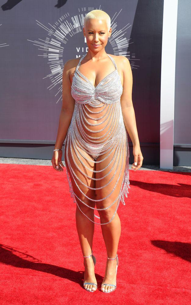 Amber Rose, 2014. MTV Video Music Awards<br />