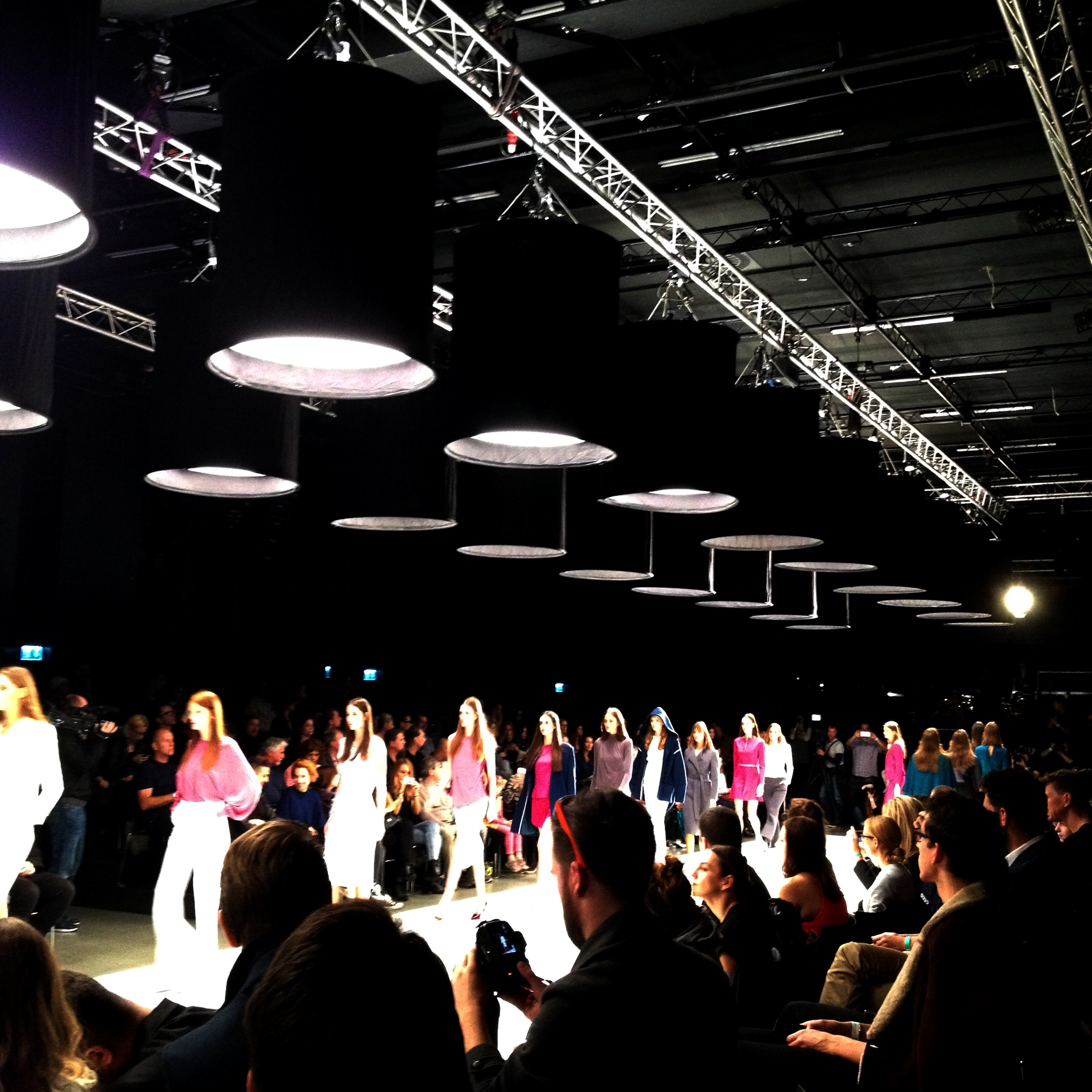 SOLD OUT! - Mercedes-Benz Fashion Week Central Europe