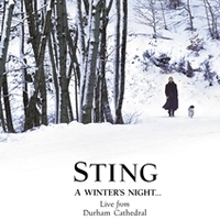 Megjelent: A Winter's Night - 2DVD