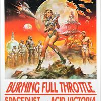 Burning Full Throttle, Spacedust, Acid Victoria @ Trafik - 2017.12.09