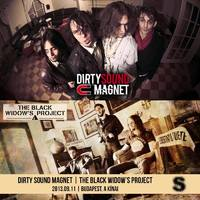 2013.09.11 - Dirty Sound Magnet, Black Widow's Project koncert - A Kínai