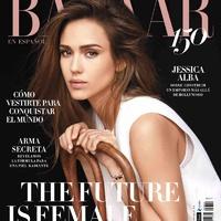 Jessica Alba mexikói címlapon