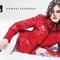 Palvin Barbara az Armani Exchange arcaként