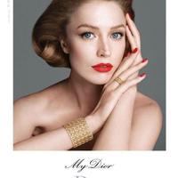 Ékszerdoboz: My Dior ékszer-kampány