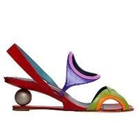Manolo Blahnik tavaszi cipőkollekciója - 1. rész