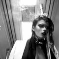 Crystal Renn metrózik