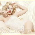 Scarlett a Dolce & Gabbana-nál
