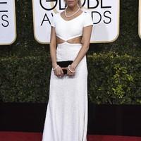 Golden Globe Awards 2017 - hölgyek feketében, fehérben