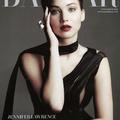 Jennifer Lawrence címlapon