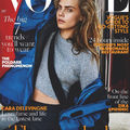 Szeptemberi Vogue címlapok - 1. rész