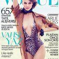 Júniusi Vogue címlapok - 2. rész