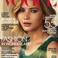 Jennifer Lawrence a Vogue címlapján!