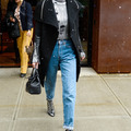 Street Style Fashion - Gigi Hadid