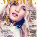 Márciusi Vogue címlapok - 2. rész