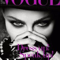 Madonna Vogue címlapon parádézik
