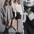 Kate Moss és Cara Delevingne a Mango őszi arcai