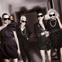 Lanvin és a H&M - az első reklámfotó
