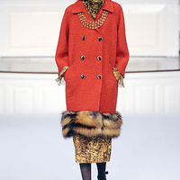 New York Fashion Week - Oscar de la Renta