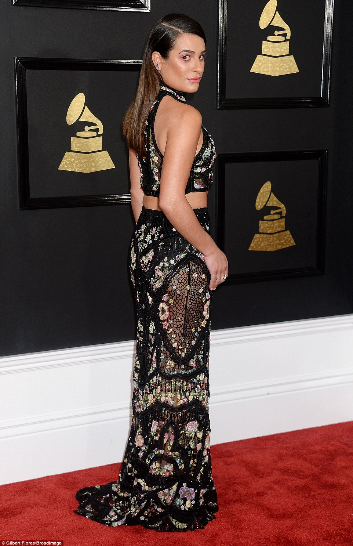 Lea Michele - Roberto Cavalliban.