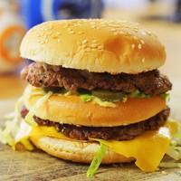 OMG: így készül a házi Big Mac
