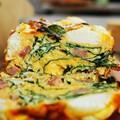Bomba finom, sütőben sült tojásos reggeli