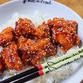OMG: a kínai gyorsbüfék szezámos csirkéje