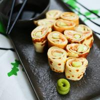 Palacsinta sushi