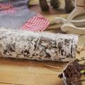 Bomba ehető ajándék: viszkis csokiszalámi