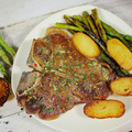 Így kell T-bone steaket sütni