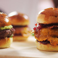 Három szuper minihamburger meccsnézéshez!