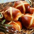 Íme az angolok legzseniálisabb húsvéti édessége, a hot cross bun!