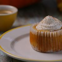 Sütőtökös mini sajttorta