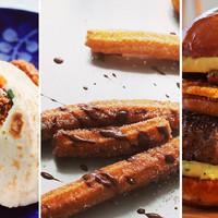 A street food különkiadásunk receptjei: falafel, hamburger és churros