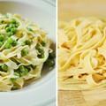 Olasz tészták házilag: alfredo pasta és lasagne puttanesca