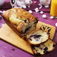 Ráérős reggeli: áfonyás muffinkenyér