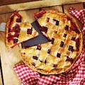 Amerikai pite. Telepakolva nyári gyümölcsökkel!