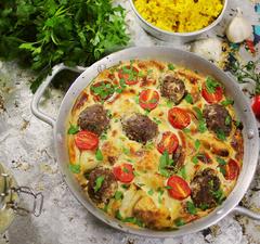 A 13. adás receptjei: a Közel-Kelet csodálatos ízei: siniya, baklava és arab tejpuding