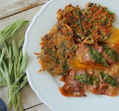 Az egyik kedvenc olasz kajánk: saltimbocca
