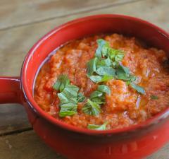 A 49. adás receptjei: laza olasz kaják, azaz pappa al pomodoro, caponata, pasta primavera, parmezános csirke és panna cotta
