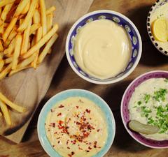 A tökéletes házi majonéz receptje + 3 majonéz-alapú mártás