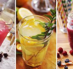 3 hűsítő nyári ital kánikula ellen