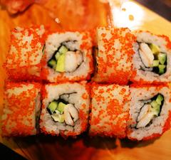 Hogyan készül a sushi?