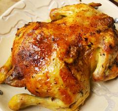 Csirke 40 gerezd fokhagymával