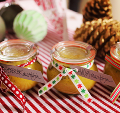 Házi mustárt ajándékba - az egész családnak!