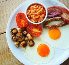 Így készül az angol reggeli