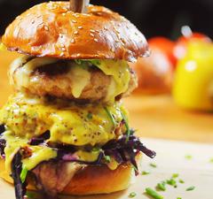 Ez a világ legjobb sertésburgere!