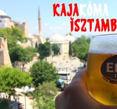 Kajakóma Isztambulban!