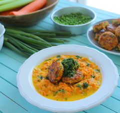 A 15. adás receptjei: vegák és főzelékek - sárgarépa, újburgonya és karalábé