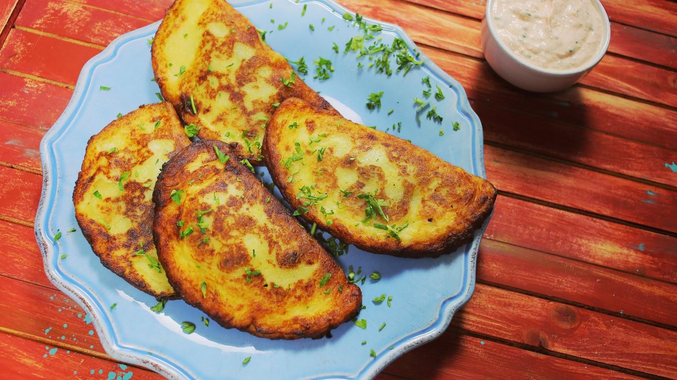 Marhahúsos krumplilepény